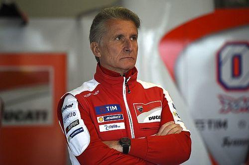 """Ciabatti: """"Ducati ha scelto Bautista al posto di Melandri per avere una maggiore continuità di risultati"""""""