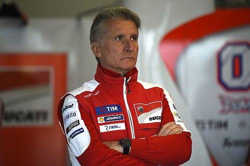 Perubahan regulasi tes MotoGP membuat Ducati kesal