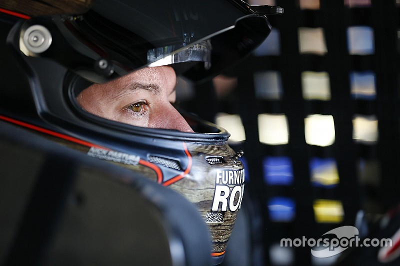 Martin Truex Jr. signs extension with Furniture Row Racing