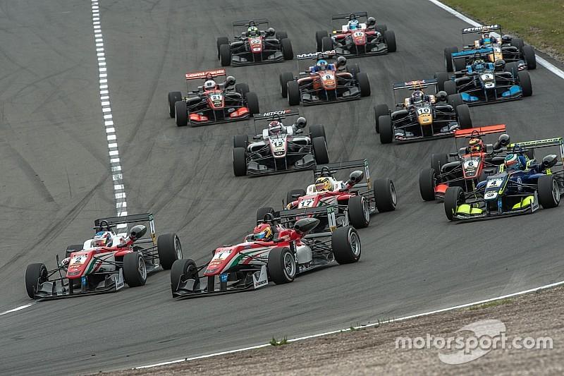 """【欧州F3】賞金総額50万ユーロに増額。F1への""""道""""として地位向上へ"""