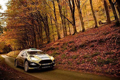 Turán Frigyes és Zsiros Gábor emlékezetes idényt zárt a Wales Rallye-n