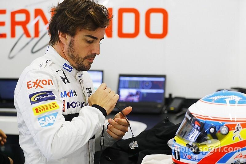 """Alonso, Honda'ya """"GP2 motoru"""" dediği için pişman"""