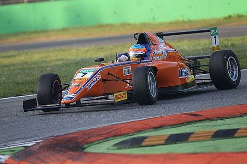 Sebastian Fernandez conquista la pole position a Monza