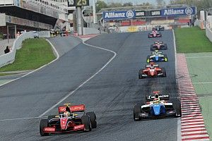 Catalunya F3.5: Deletraz snatches pole in final qualifying, Dillmann only 7th