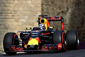 A frustrating race for Red Bull at Baku