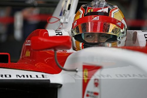 Leclerc dominates first day of Austria GP3 test