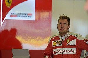 Vettel unable to explain poor Ferrari performance