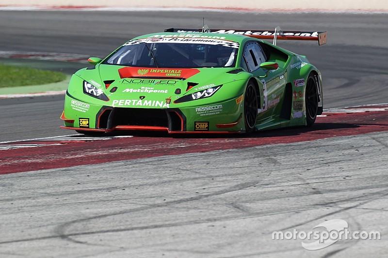 Squalificata ancora una Lamborghini dell'Imperiale Racing