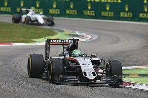 Force India predicts Williams fight to go to final race