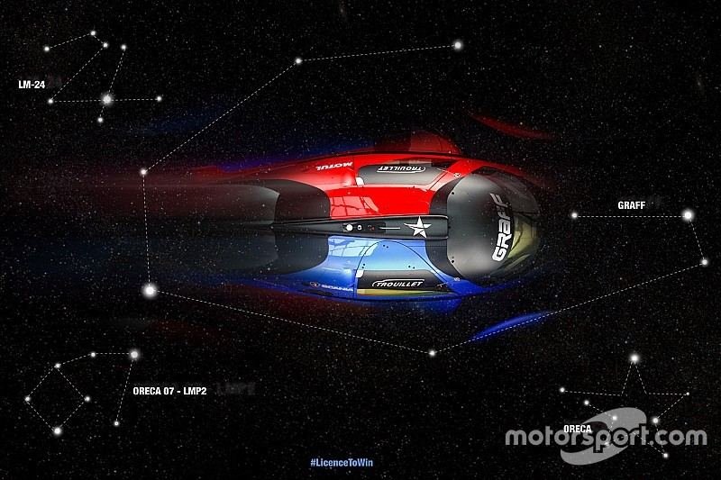 Graff moves up to LMP2 with Oreca
