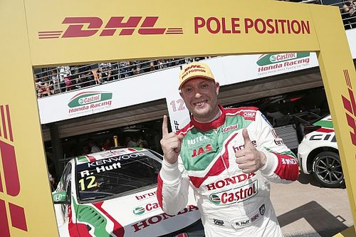 Pole de Huff y López fue cuarto en Marruecos
