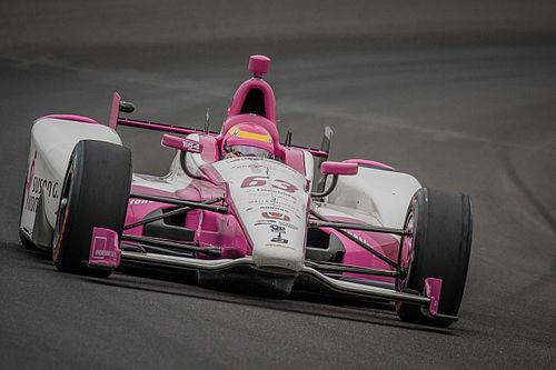 Pippa Mann returns to Coyne for Indy 500