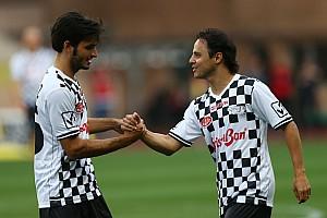 Massa alaba que Ferrari haya fichado a Sainz