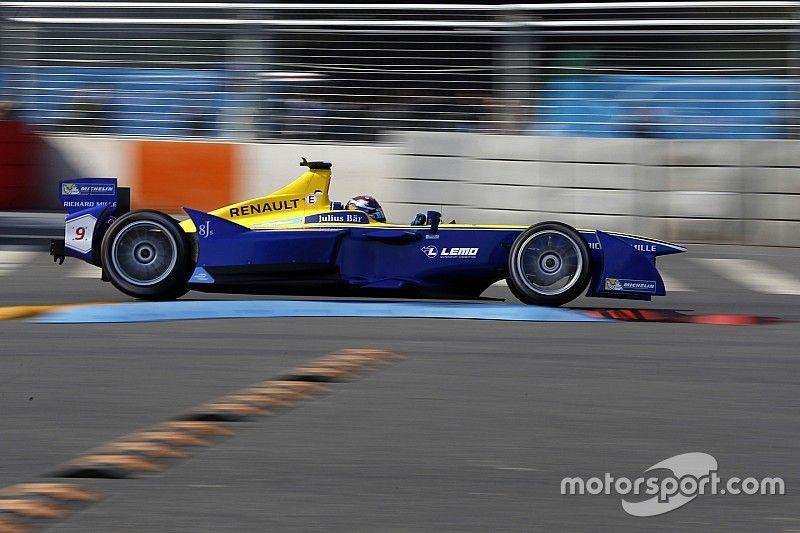 Importante partner tecnico per la Renault e.dams
