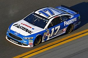 Stenhouse, Roush boosted by long-term Fastenal deal