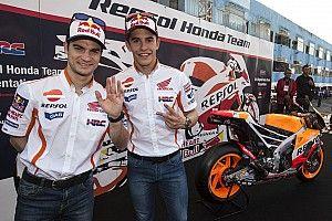 AHM kembali datangkan Marquez dan Pedrosa