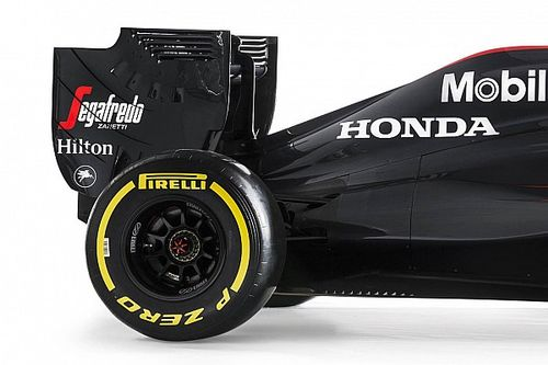 McLaren-Honda reveals its brand-new F1 car for 2016