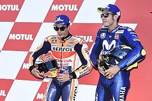 Mondiale MotoGP 2018: Marquez si invola a +41 su Valentino, Dovi ora è quinto