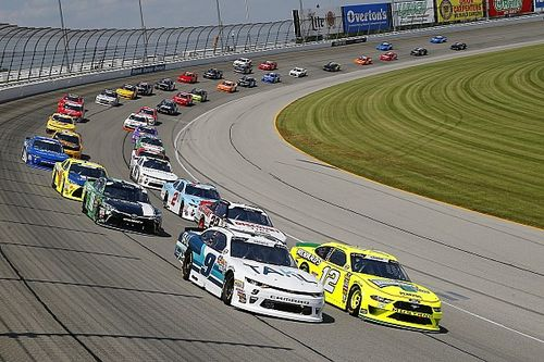 NASCAR to trim Xfinity field, alter owner points structure for 2019