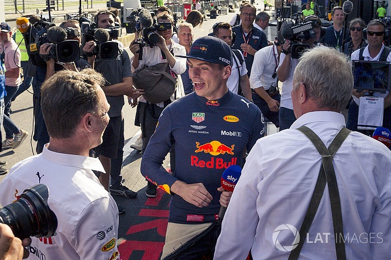Red Bull reveals tactic that helped Verstappen win
