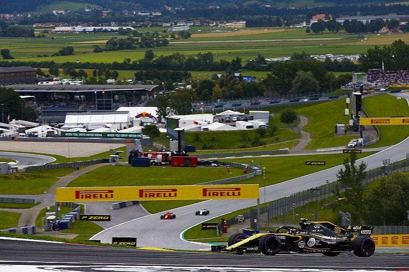 """Sainz: """"La de Austria será la Q3 más complicada del año"""""""