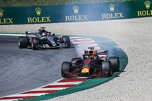 توقعات بتلقي دانيال ريكاردو عقوبة التراجع على شبكة انطلاق سباق ألمانيا