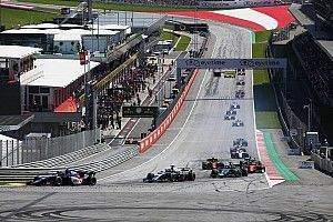 FIA: F2 teve sorte de não ter tido acidente em largadas