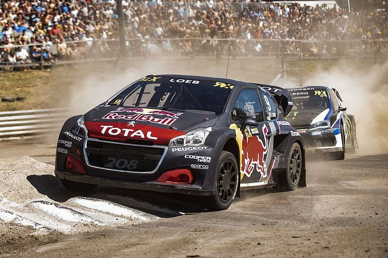 New Peugeot can challenge dominant VWs - Hansen