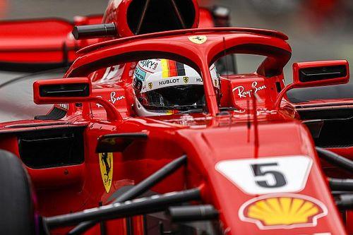 """Vettel blij met pole en hervonden vertrouwen in Baku: """"Heb echt genoten"""""""