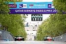 La parrilla de salida del E-Prix de Paris