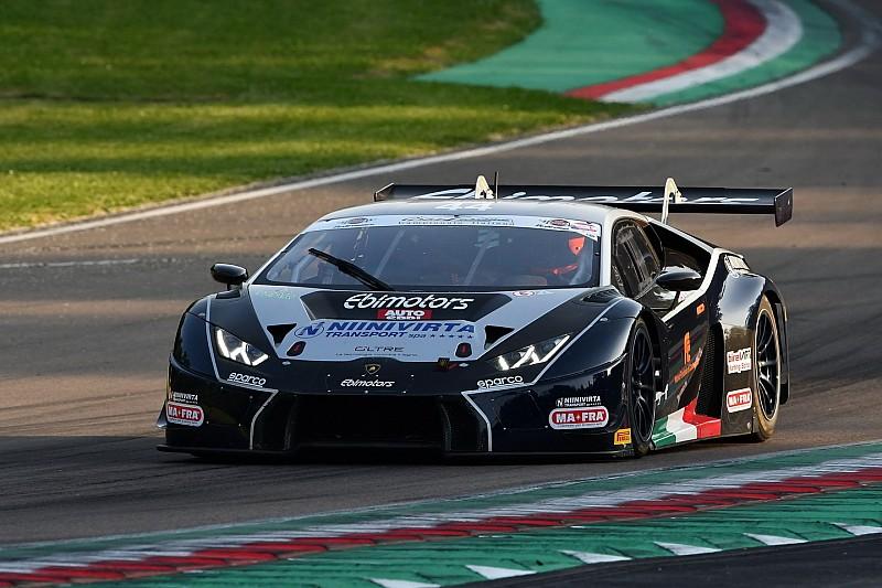 Mugello, De Castro-Piccioli pronti a rientrare nel Tricolore GT con una Lamborghini GT3