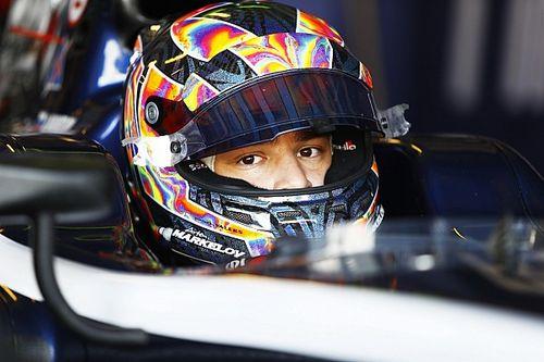 Russian Time duetkan Markelov-Makino untuk musim F2 2018