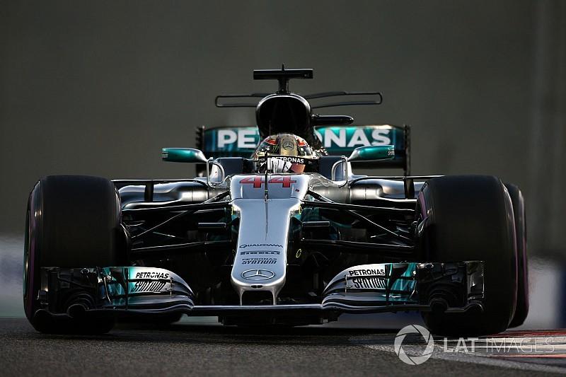 """Hamilton: """"No hay excusa para que la F1 sea peor que la F2"""""""