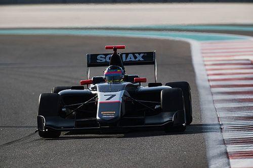 Ecco la line up del Giorno 3 dei test GP3 di Abu Dhabi