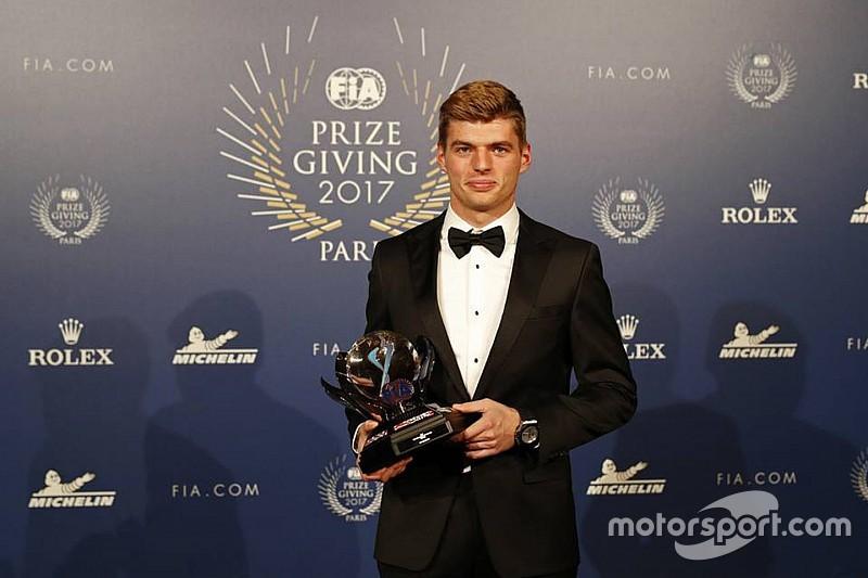 """Verstappen, üst üste üçüncü kez """"Yılın Kişiliği"""" seçildi"""