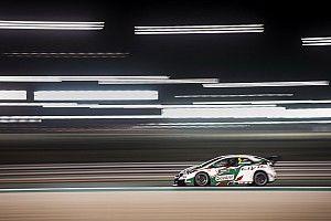 Michelisz lidera la primera práctica en Qatar
