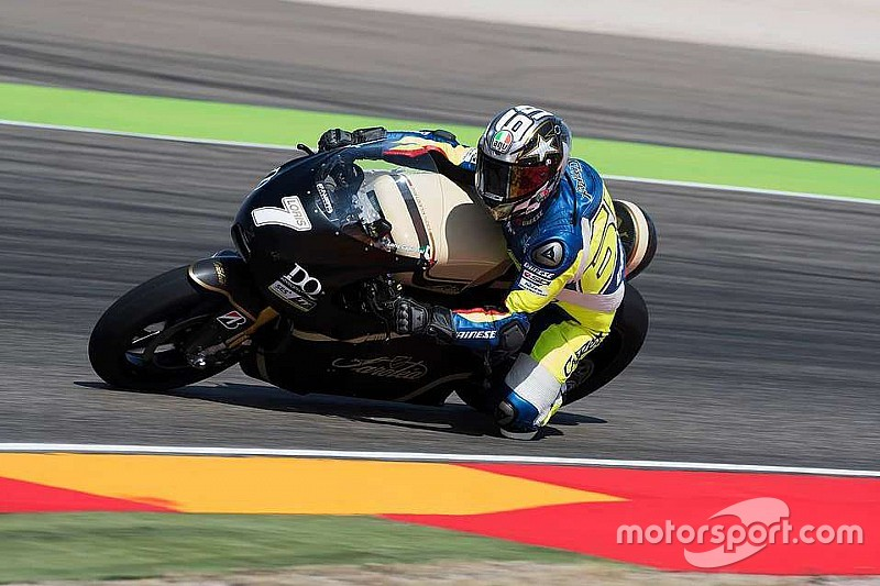 La société Energica fournisseur unique du FIM Moto-e World Cup