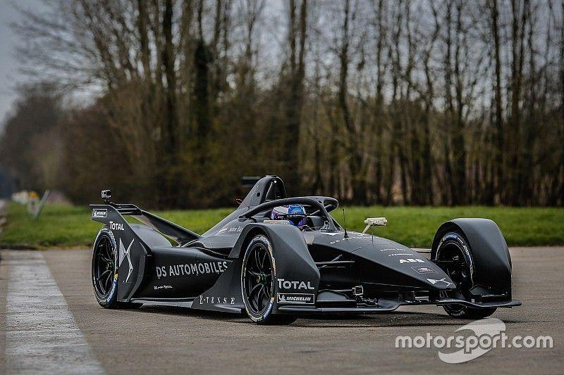 DS debutó el nuevo coche de Fórmula E