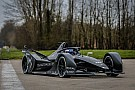 Formula E DS runs Gen2 Formula E car for the first time