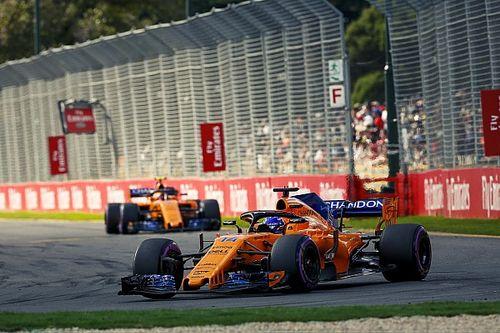 Los problemas de la pretemporada demoran las mejoras en McLaren