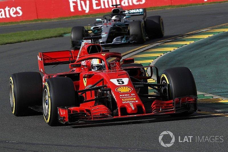 """Marchionne: """"La Ferrari non poteva iniziare meglio. La direzione è giusta"""""""