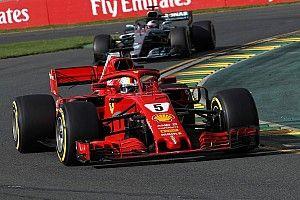 Mercedes acredita que Ferrari igualou seu motor