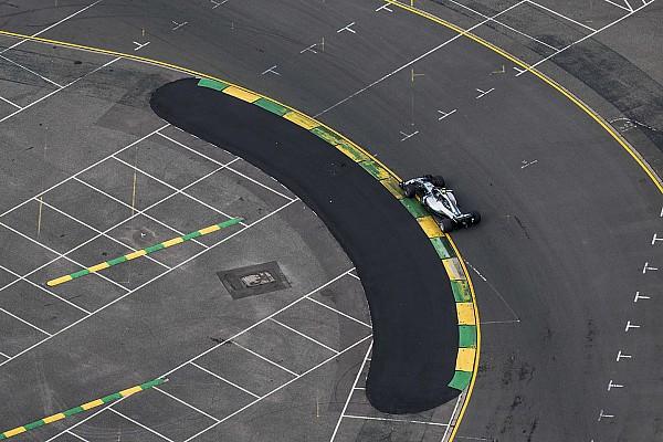 F1 突发新闻 博塔斯撞车受27G作用力,更换变速箱退后五位起步