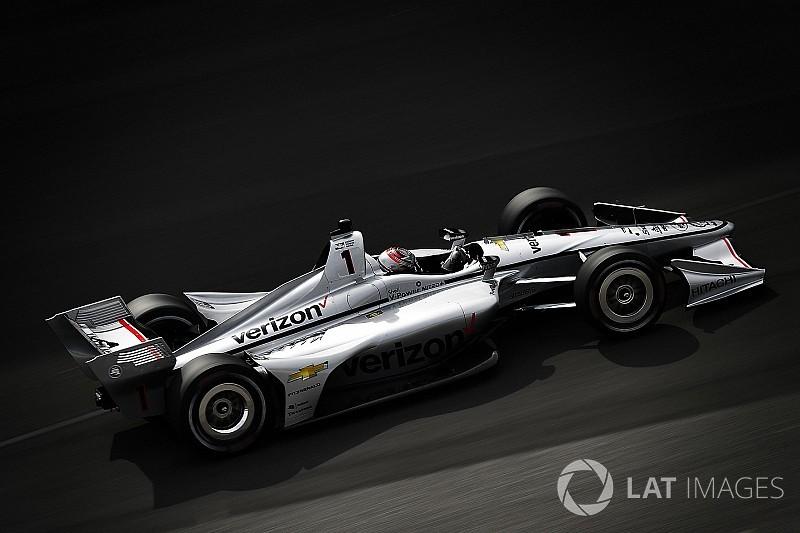 GALERÍA: las mejores imágenes de IndyCar del viernes