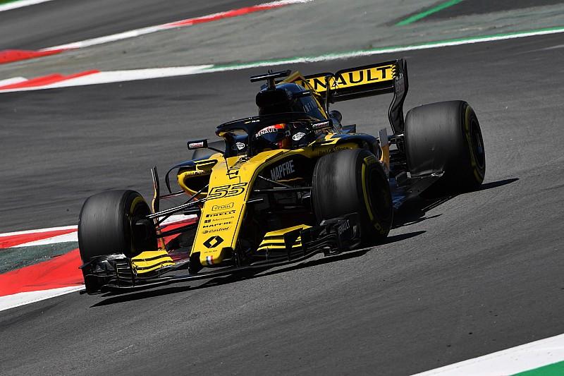 Renault проведе знімальний день в Барселоні