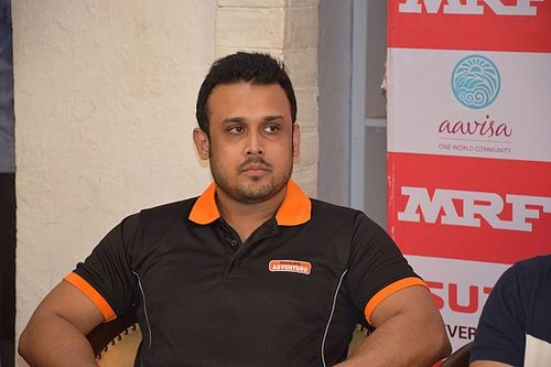 Ghosh to make European Rally Championship debut