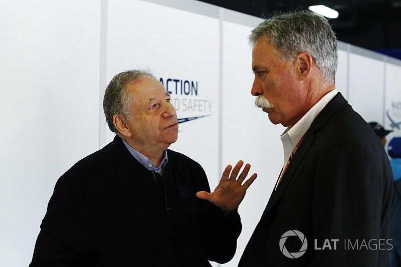 """Jean Todt apoya los cambios """"milagrosos"""" para la F1 2019"""