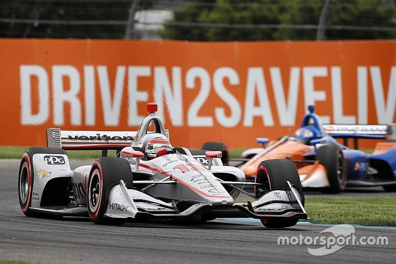 """Power, Dixon: May at Indy """"shows what IndyCar is all about"""""""