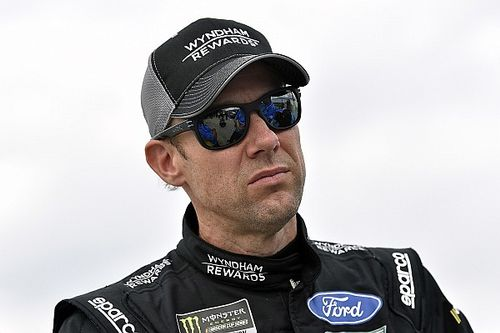 Brickyard 400: Matt Kenseth takes hectic Stage 2 win