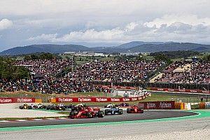 Carey: F1, 2020'de mevcut yarışlardan ikisini kaybedecek